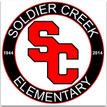 soldier creek elementary logo