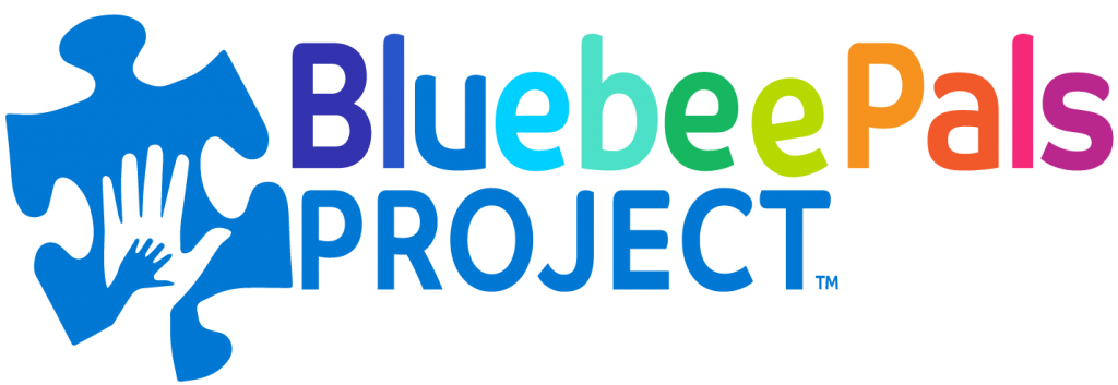 Bluebee Pals Project Logo