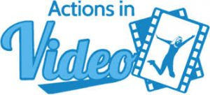 Learning Actions with Bluebee Pals using Actions in Video